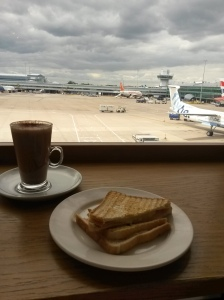 Costa before we fly